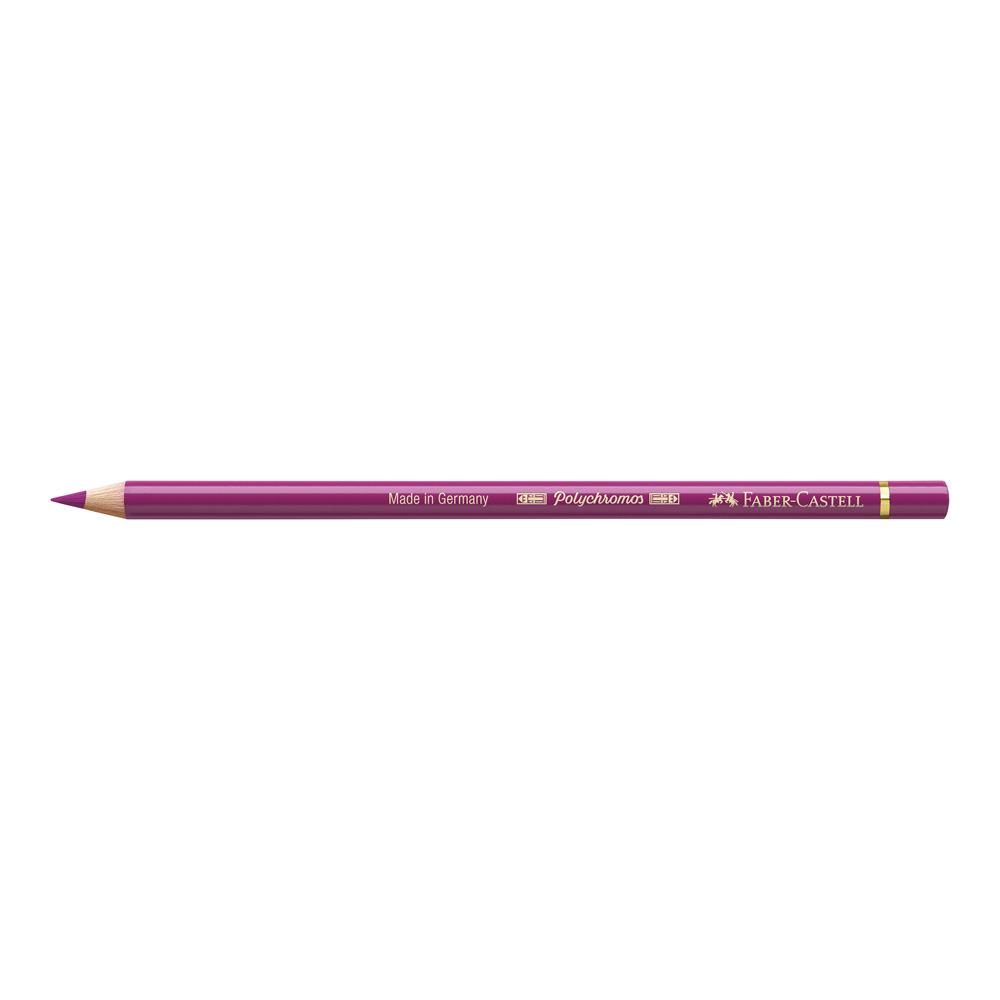 Polychromos Pencil 125 Middle Purple Pink