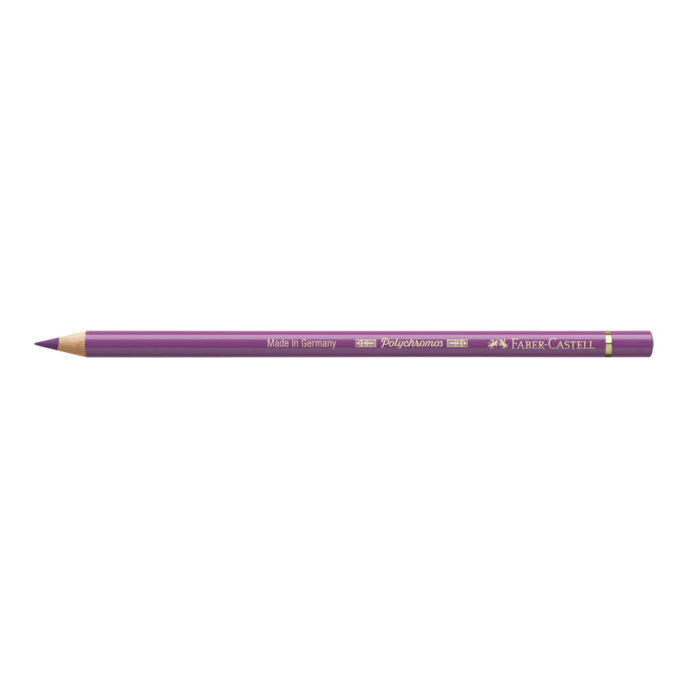 Polychromos Pencil 135 Red Violet / Lt Red Vi