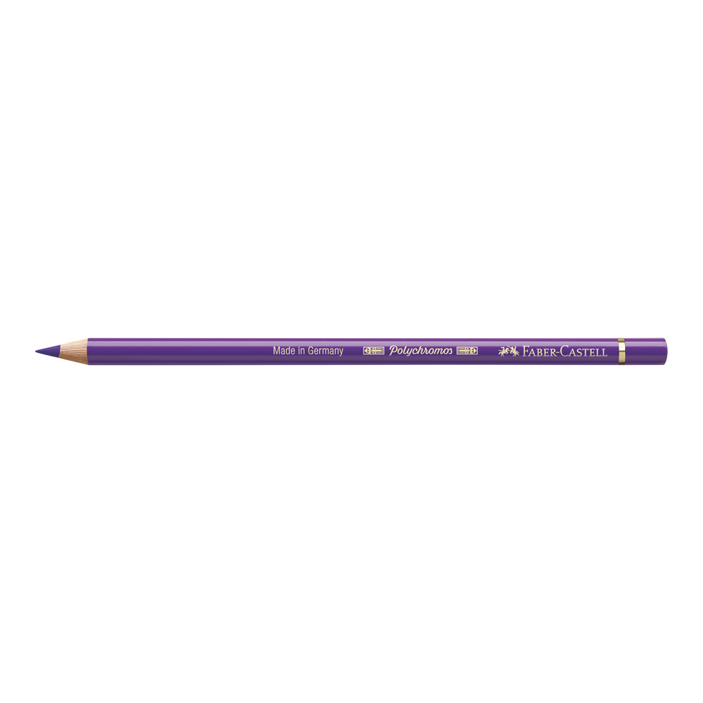Polychromos Pencil 136 Purple Violet