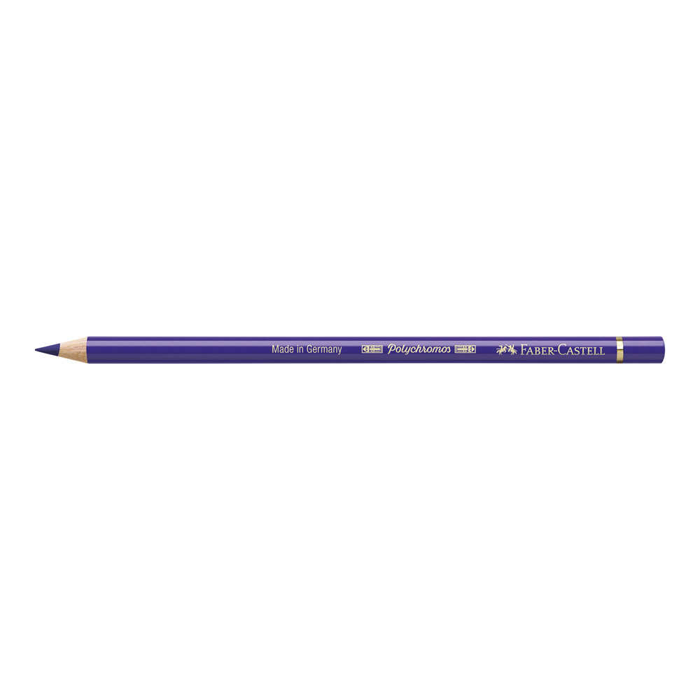 Polychromos Pencil 137 Blue Violet