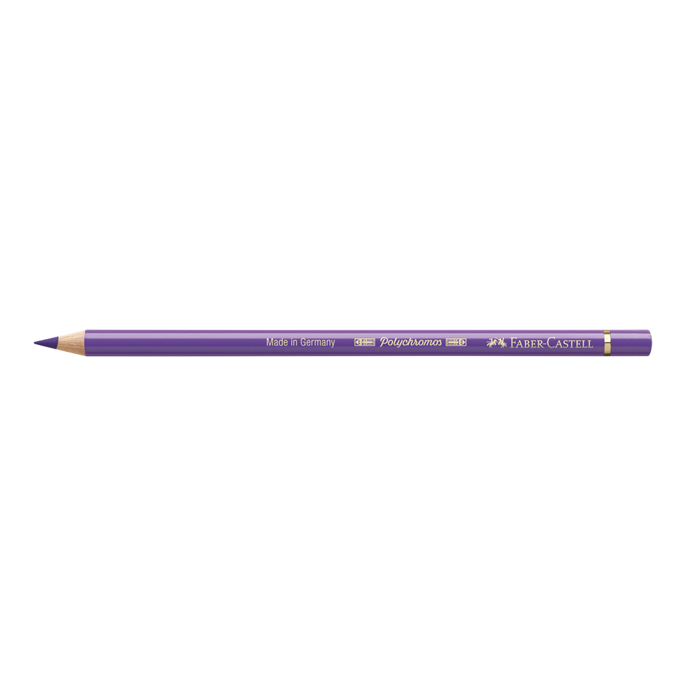 Polychromos Pencil 138 Violet