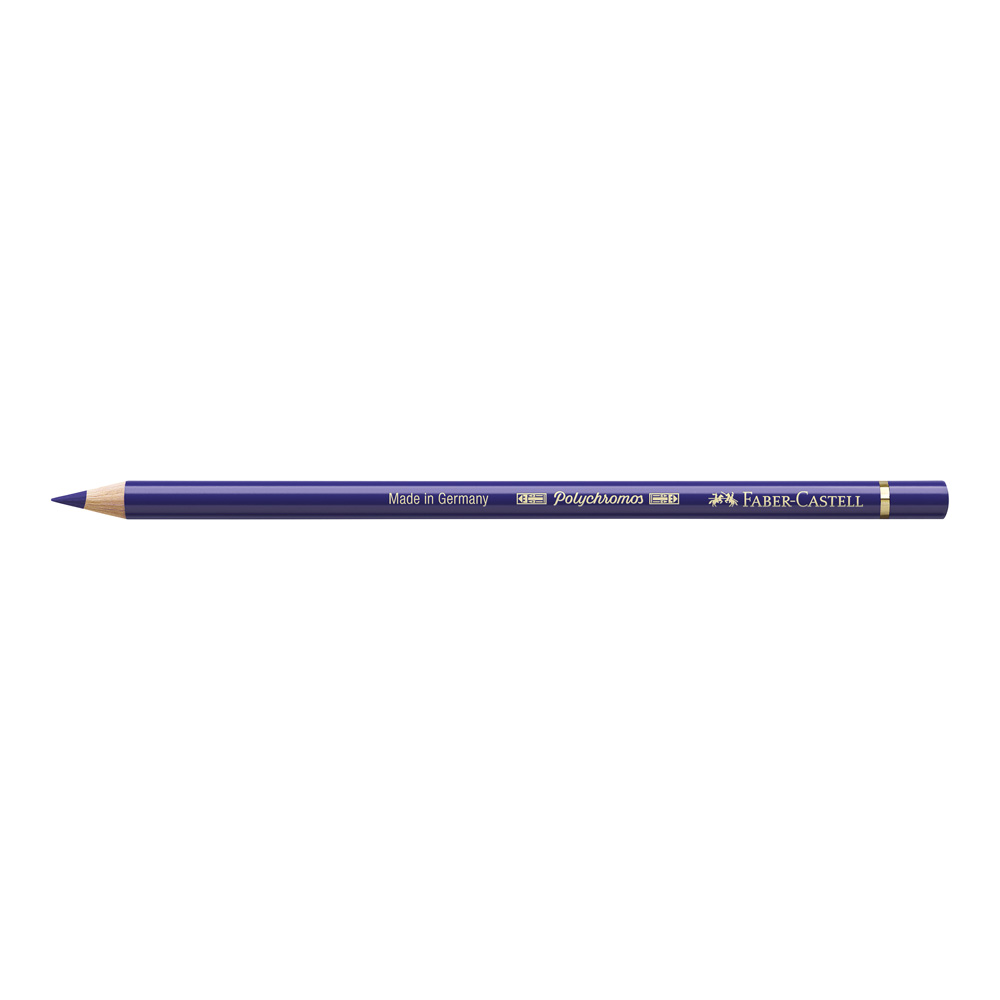 Polychromos Pencil 141 Delft Blue