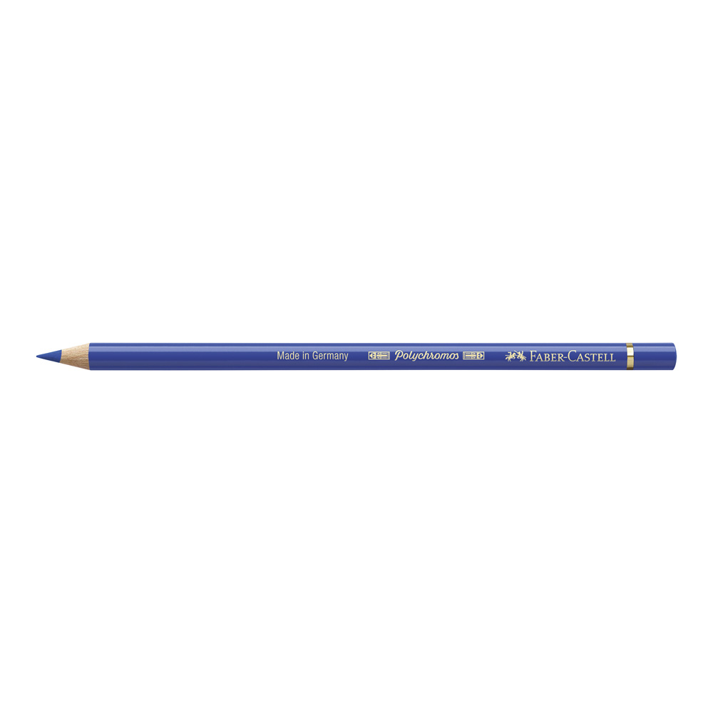 Polychromos Pencil 143 Cobalt Blue
