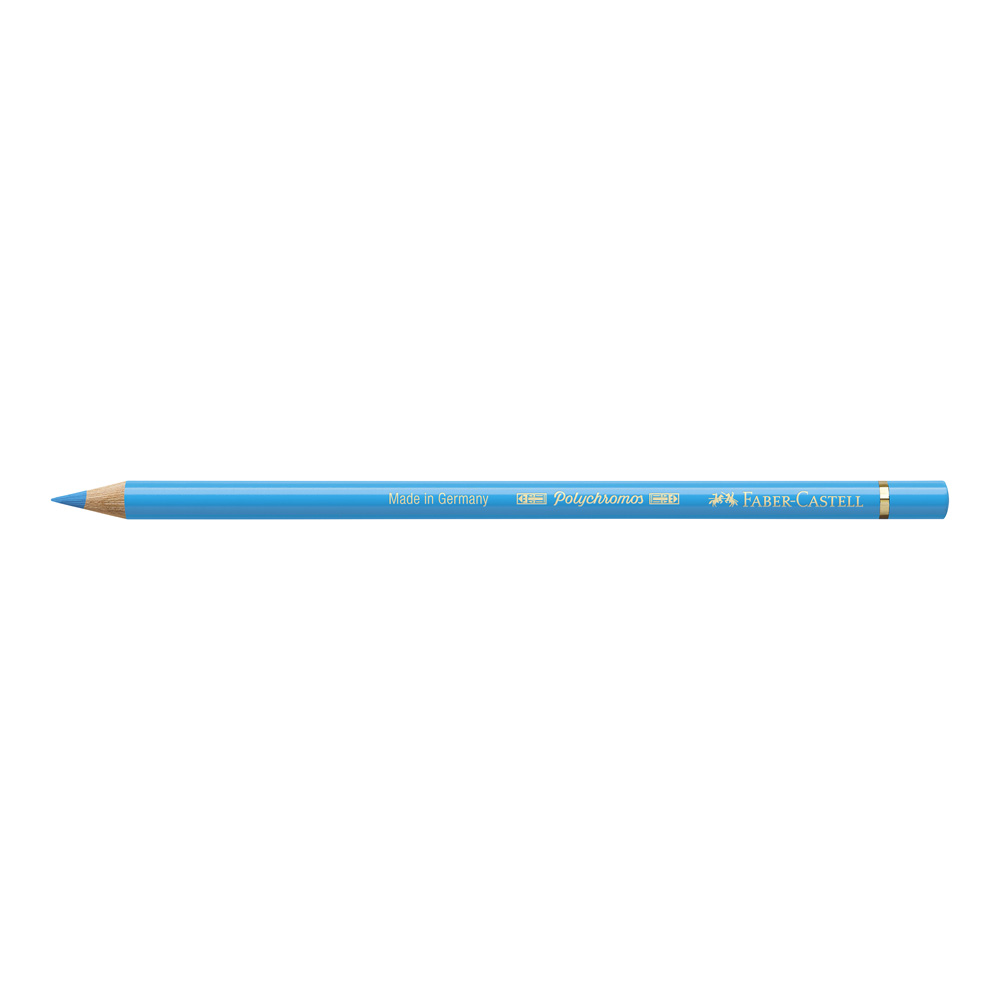 Polychromos Pencil 145 Light Pthalo Blue