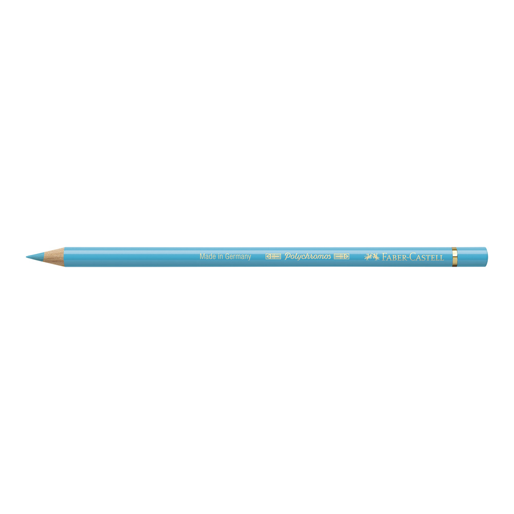 Polychromos Pencil 154 Light Cobalt Turquoise