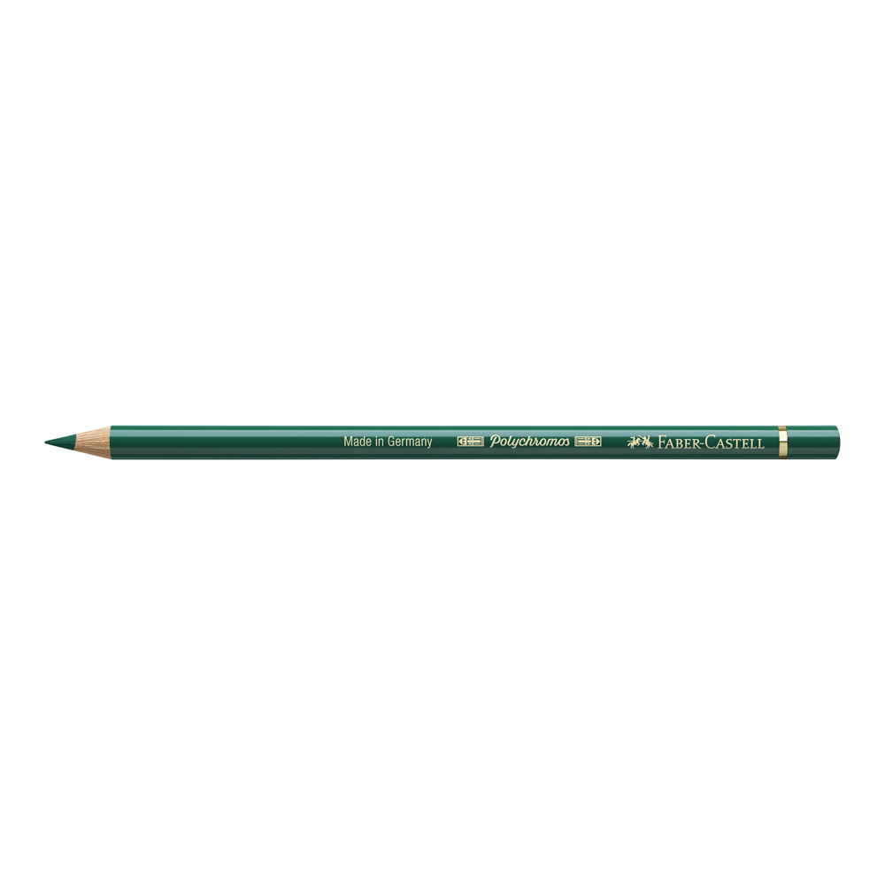 Polychromos Pencil 159 Hookers Green