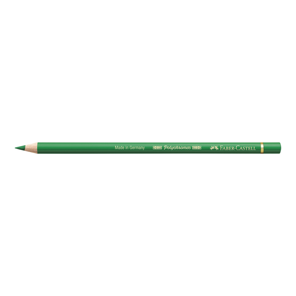Polychromos Pencil 163 Emerald Green