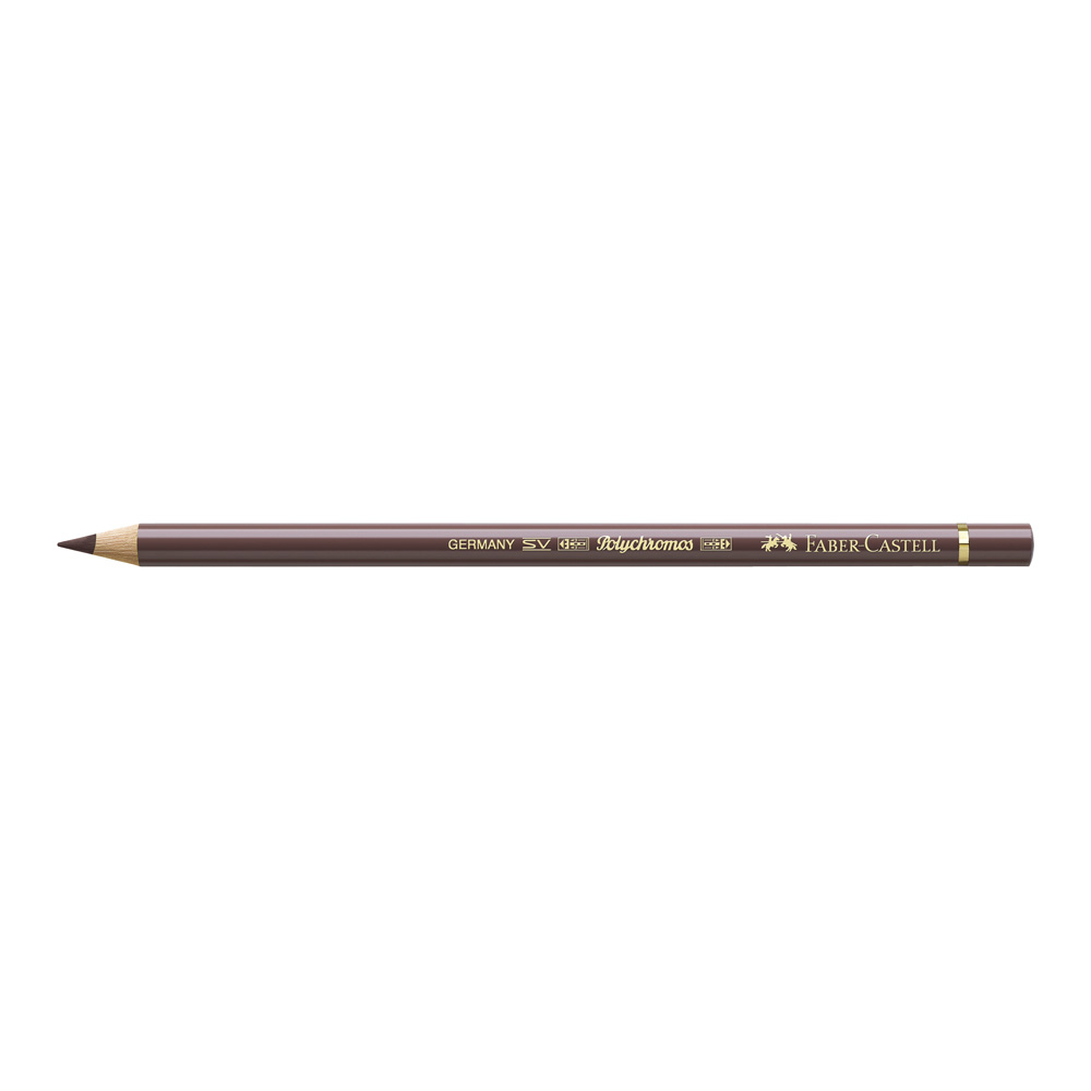 Polychromos Pencil 176 Vandyck Brown