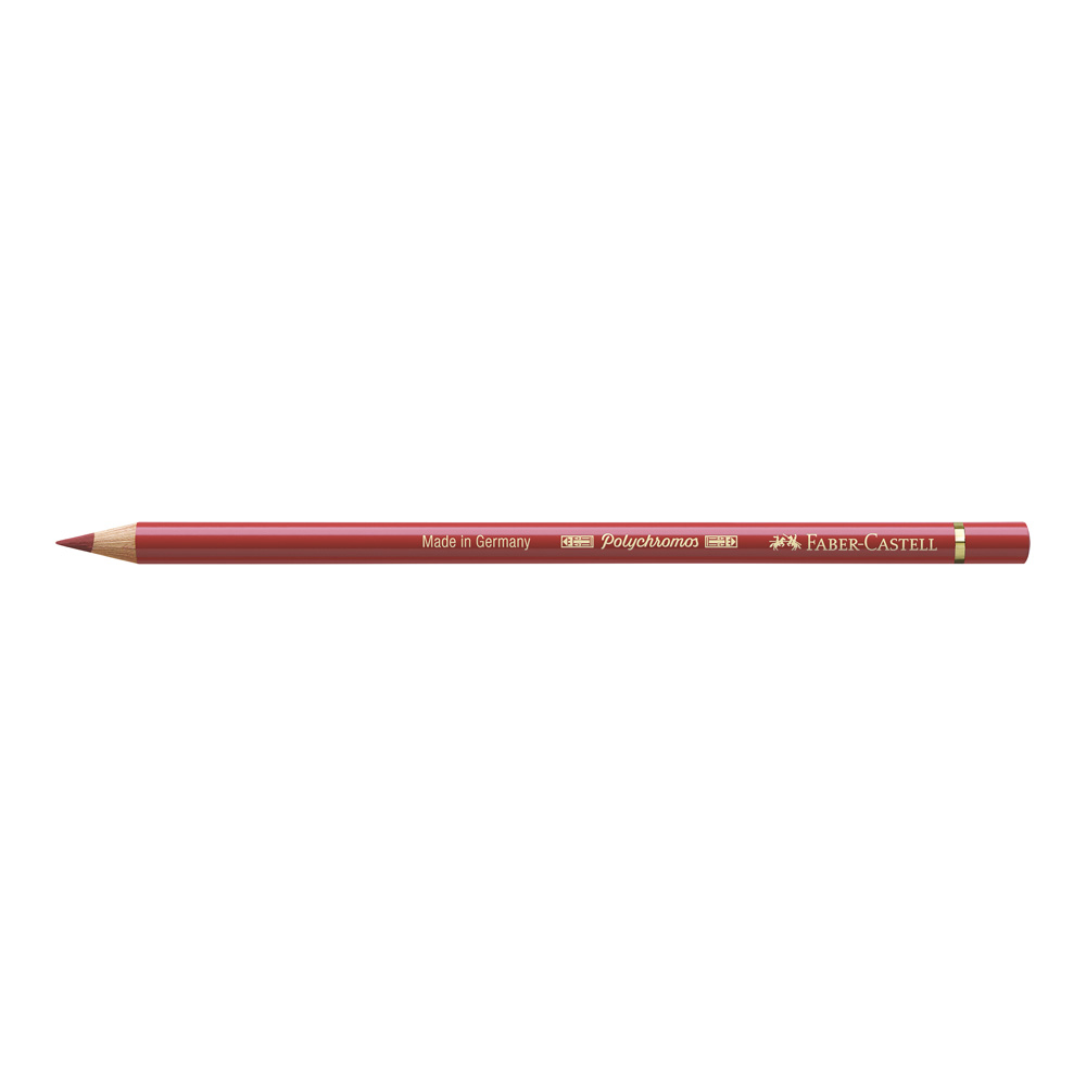 Polychromos Pencil 191 Pompeian Red