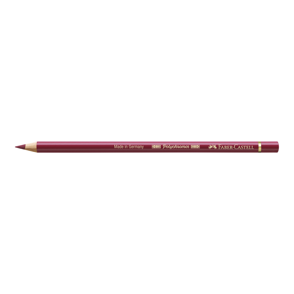 Polychromos Pencil 225 Dark Red