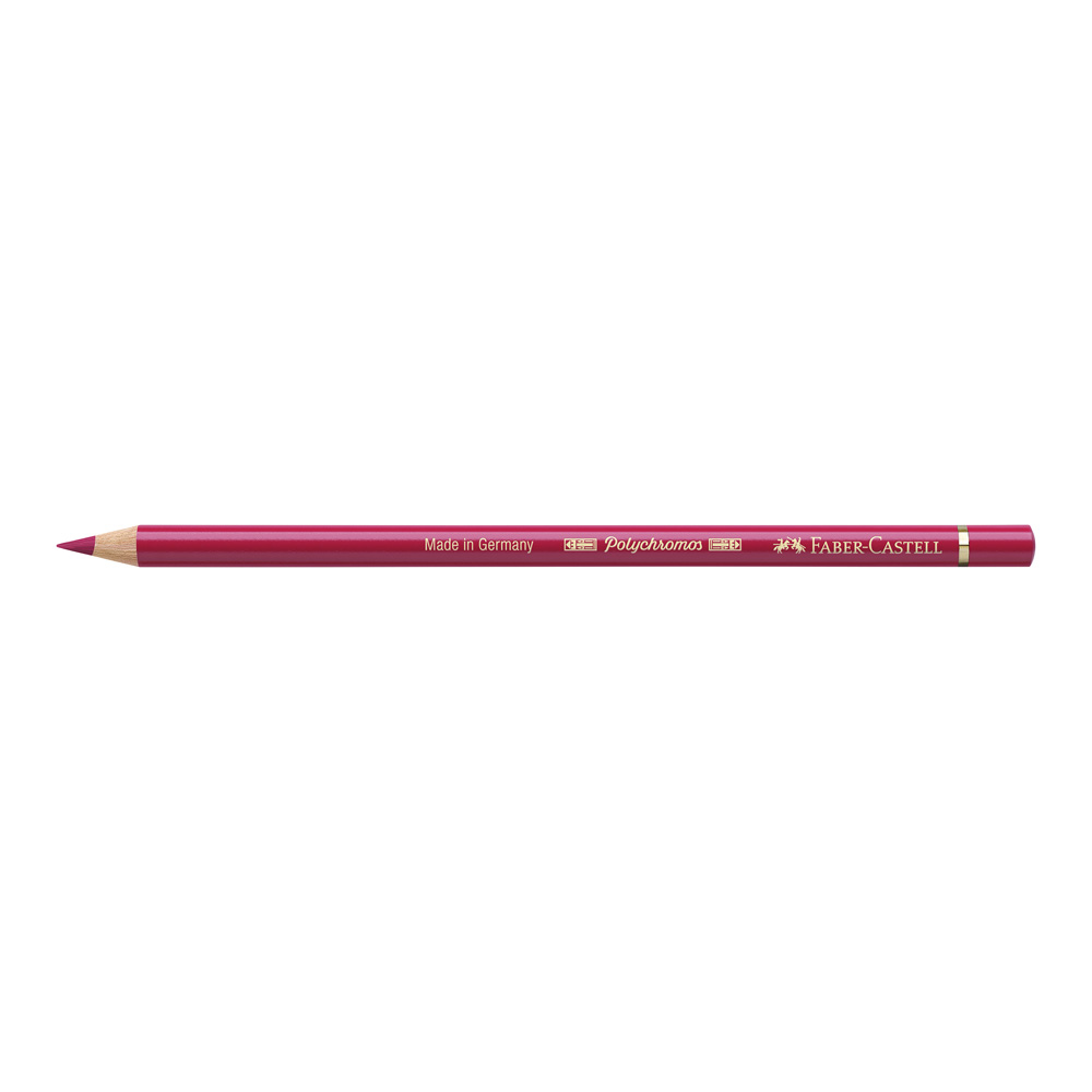 Polychromos Pencil 226 Alizarin Crimson
