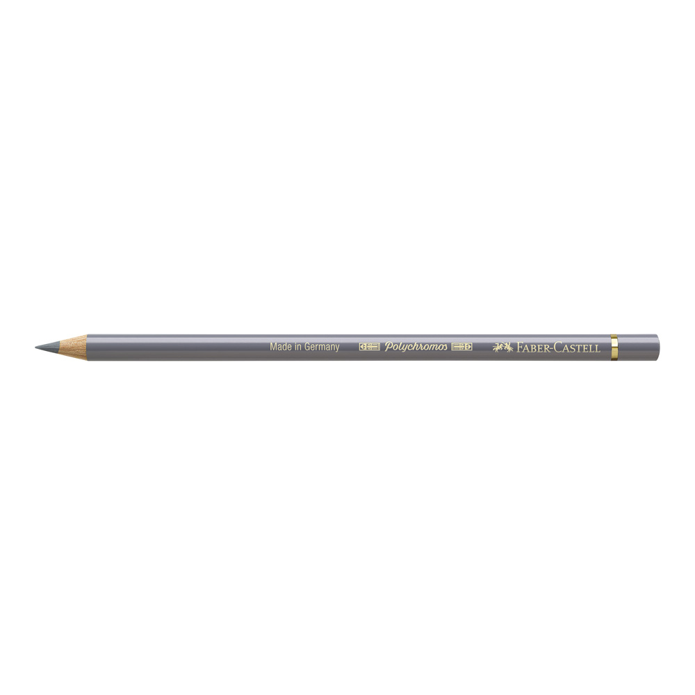 Polychromos Pencil 233 Cold Grey Iv