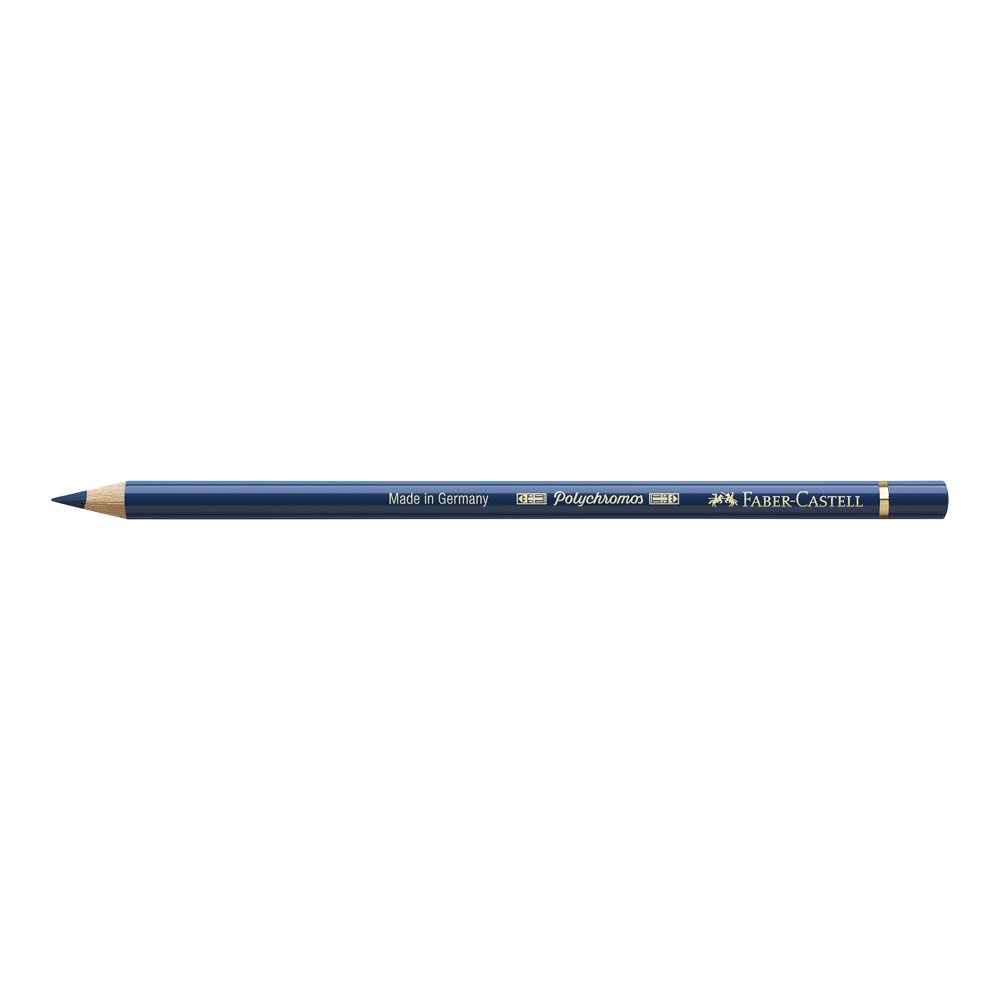 Polychromos Pencil 246 Prussian Blue