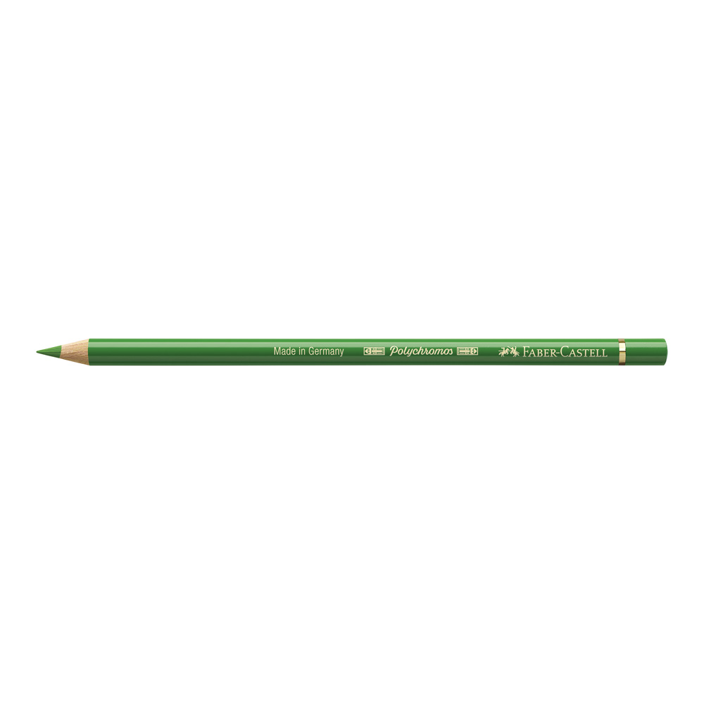 Polychromos Pencil 266 Permanent Green