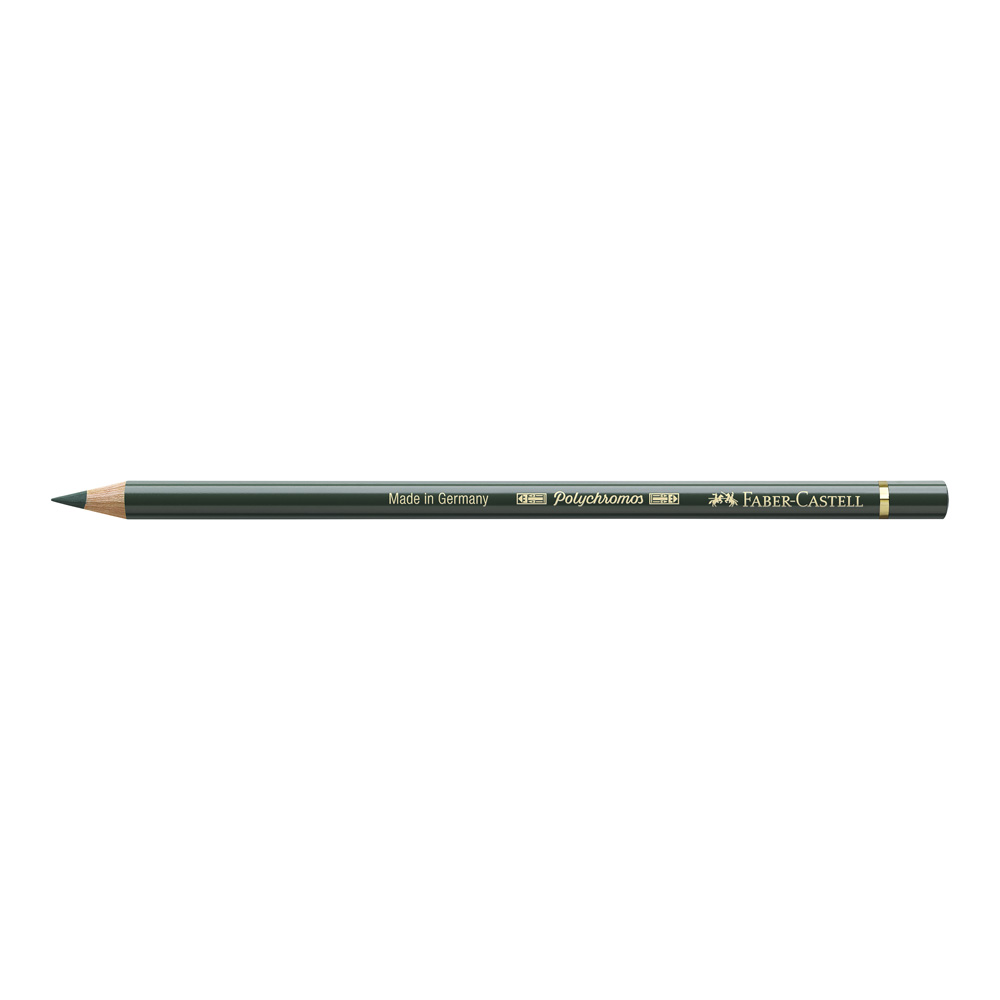 Polychromos Pencil 278 Chrom Oxide Green