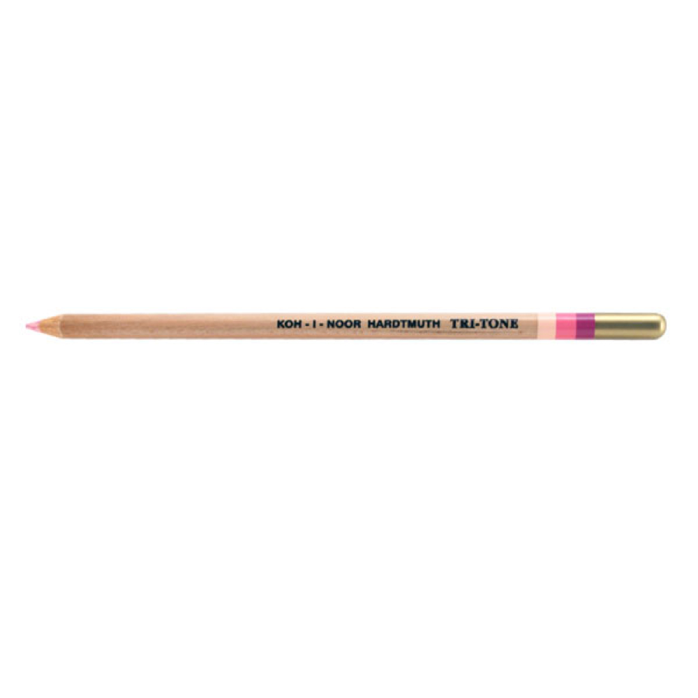 Koh-I-Noor Tritone Pencil Blush
