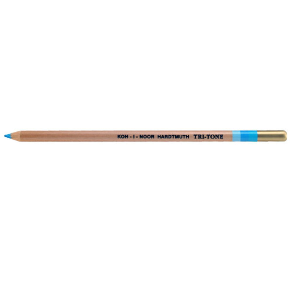 Koh-I-Noor Tritone Pencil Summer Sky