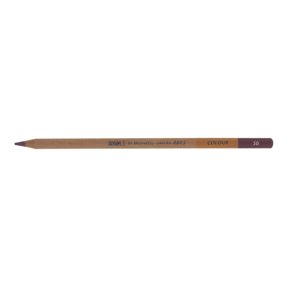 Bruynzeel Color Pencil Mauve #56