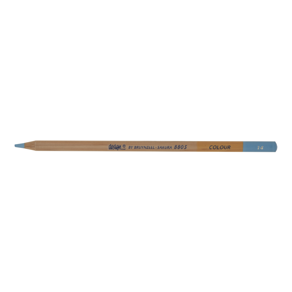 Bruynzeel Color Pencil Smyrna Blue #14