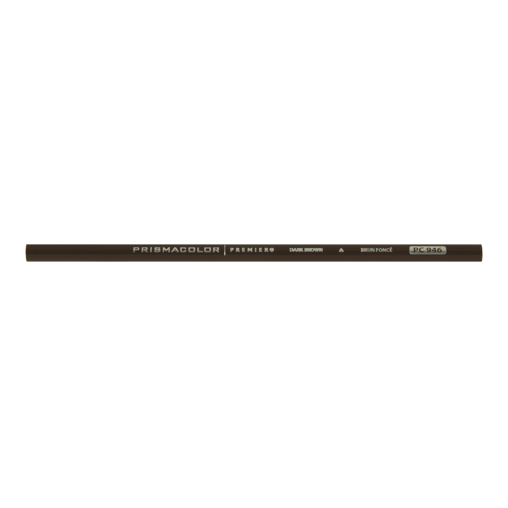 Prismacolor Pencil 946 Dark Brown