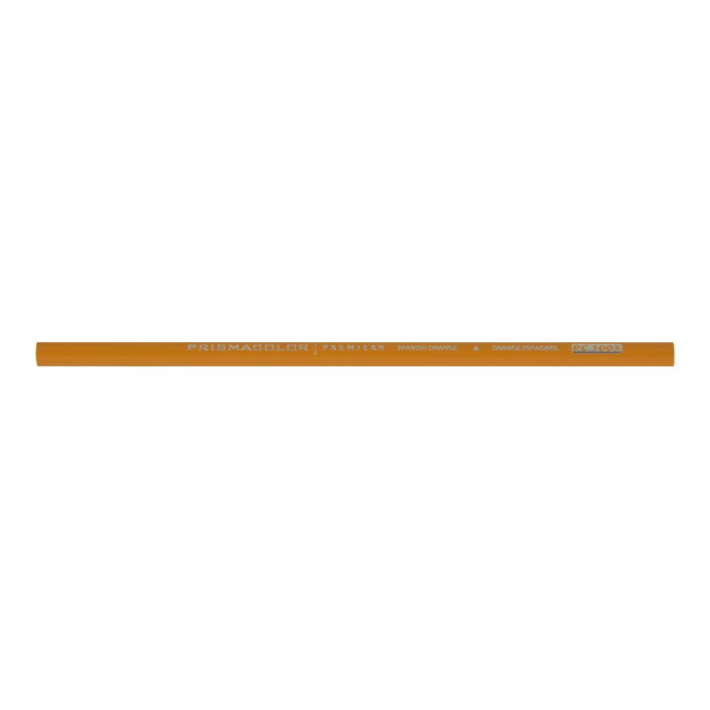 Prismacolor Pencil 1003 Spanish Orange