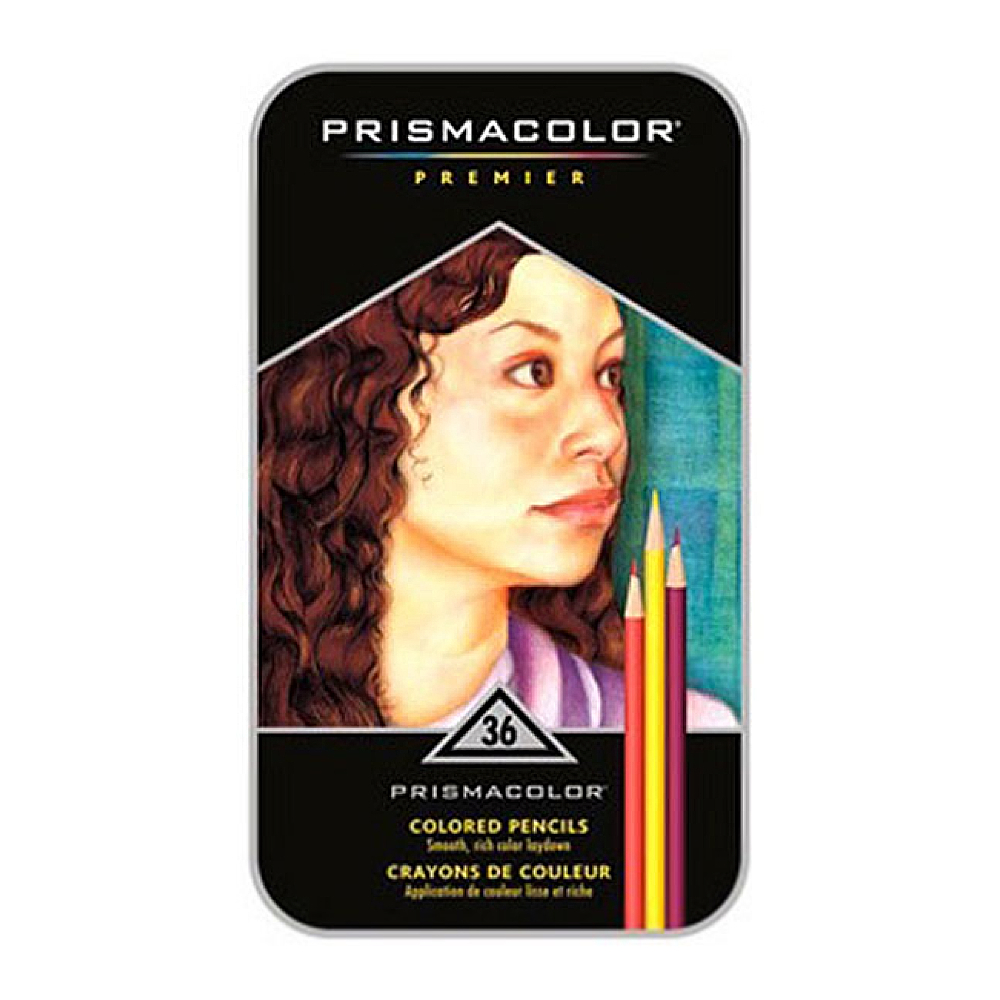 Prismacolor Pencil 36 Color Box Set