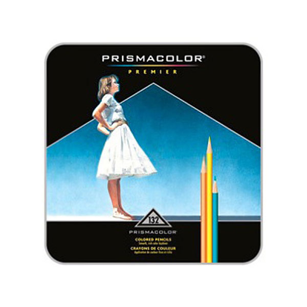 Prismacolor Pencil 132 Color Box Set