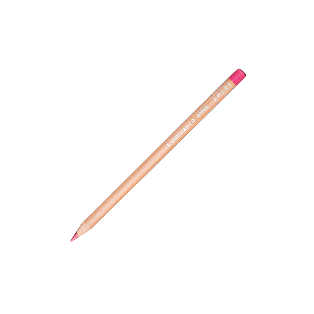 Luminance 6901 Color Pencil 350 Purplish Red