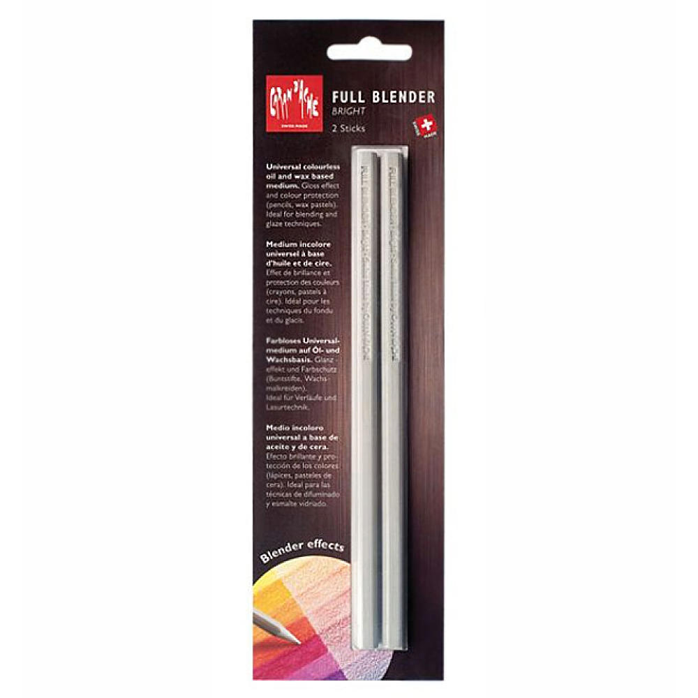 Caran D'ache Full Blender - Bright 2/Pack