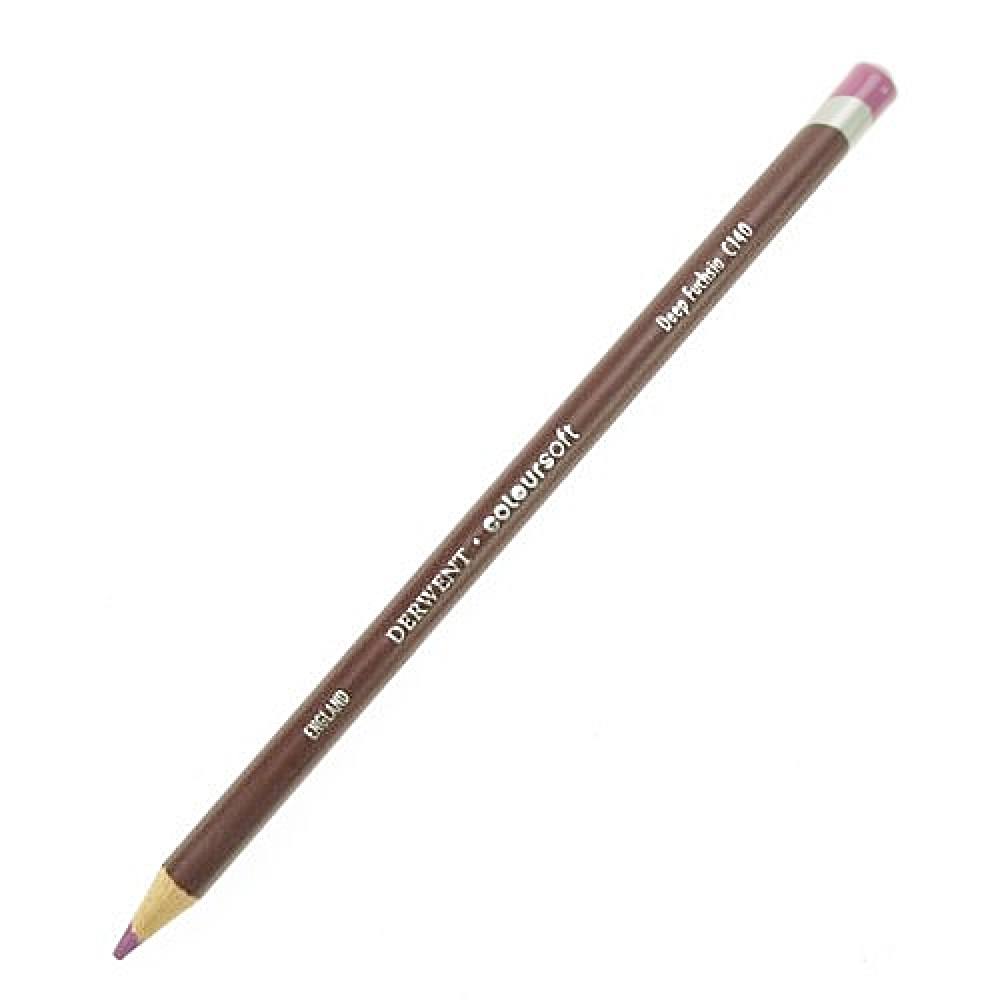 Derwent Coloursoft Pencil Deep Fuchsia
