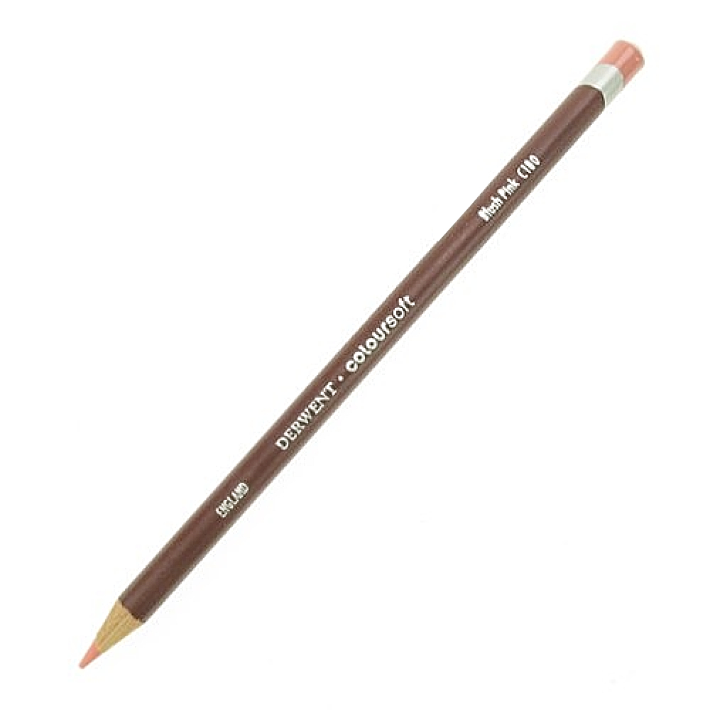 Derwent Coloursoft Pencil Blush Pink