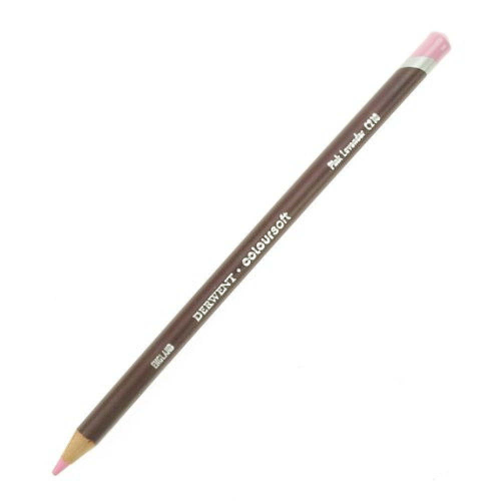 Derwent Coloursoft Pencil Pink Lavender