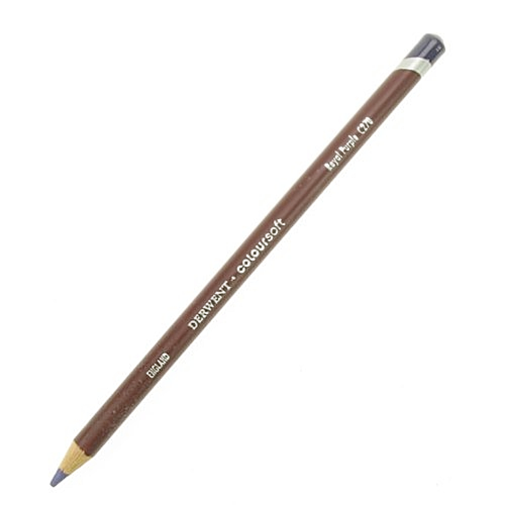 Derwent Coloursoft Pencil Royal Purple