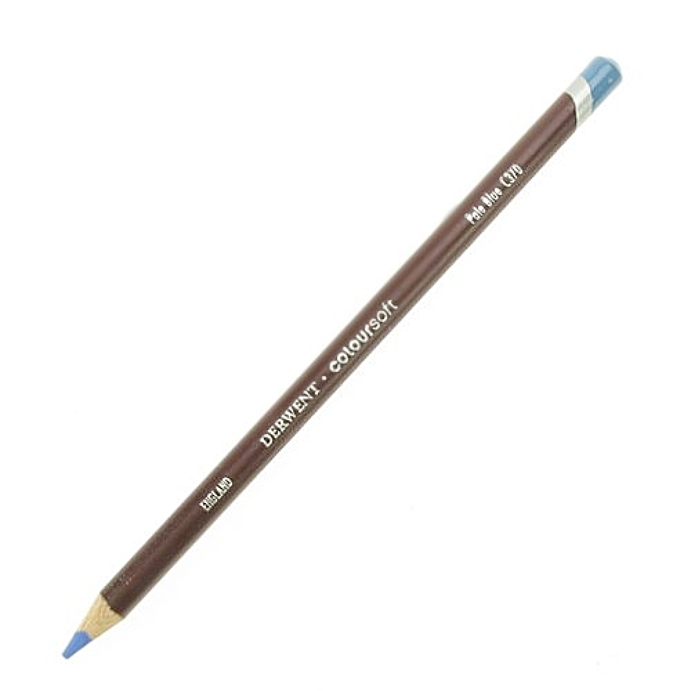 Derwent Coloursoft Pencil Pale Blue
