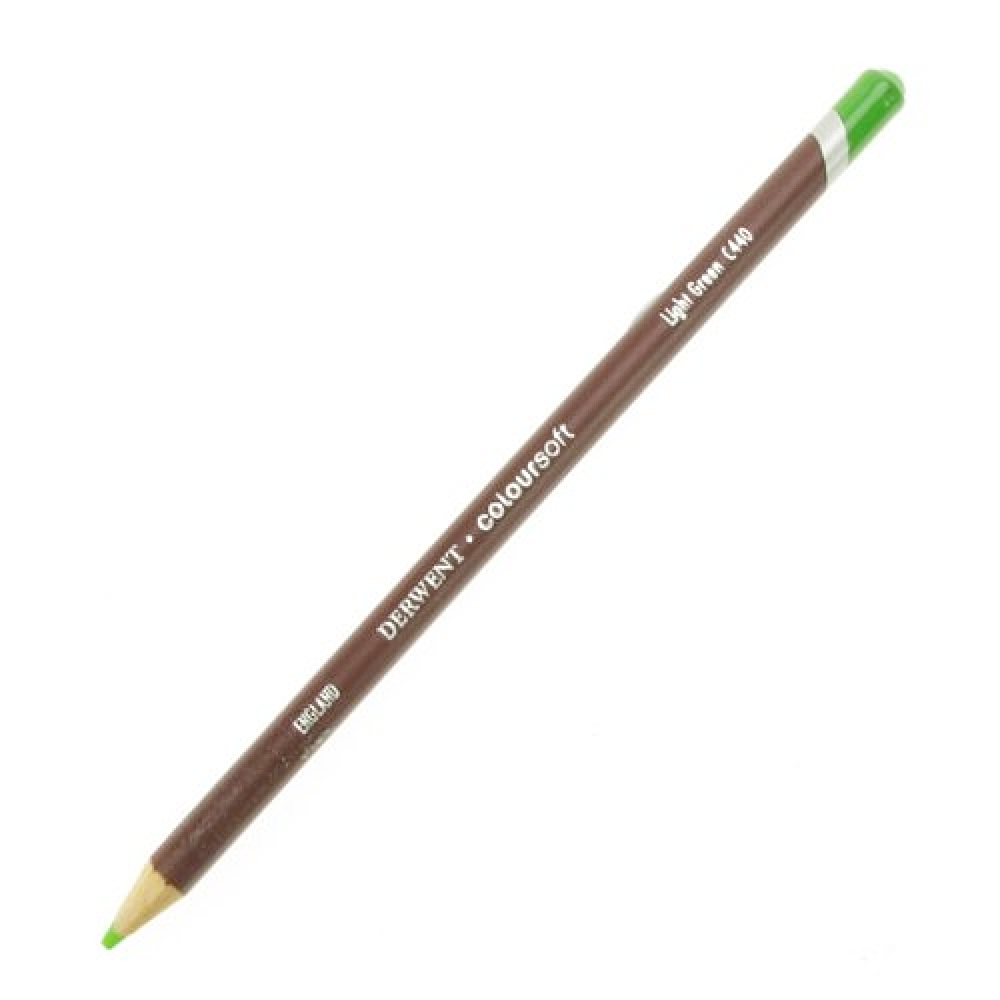 Derwent Coloursoft Pencil Light Green