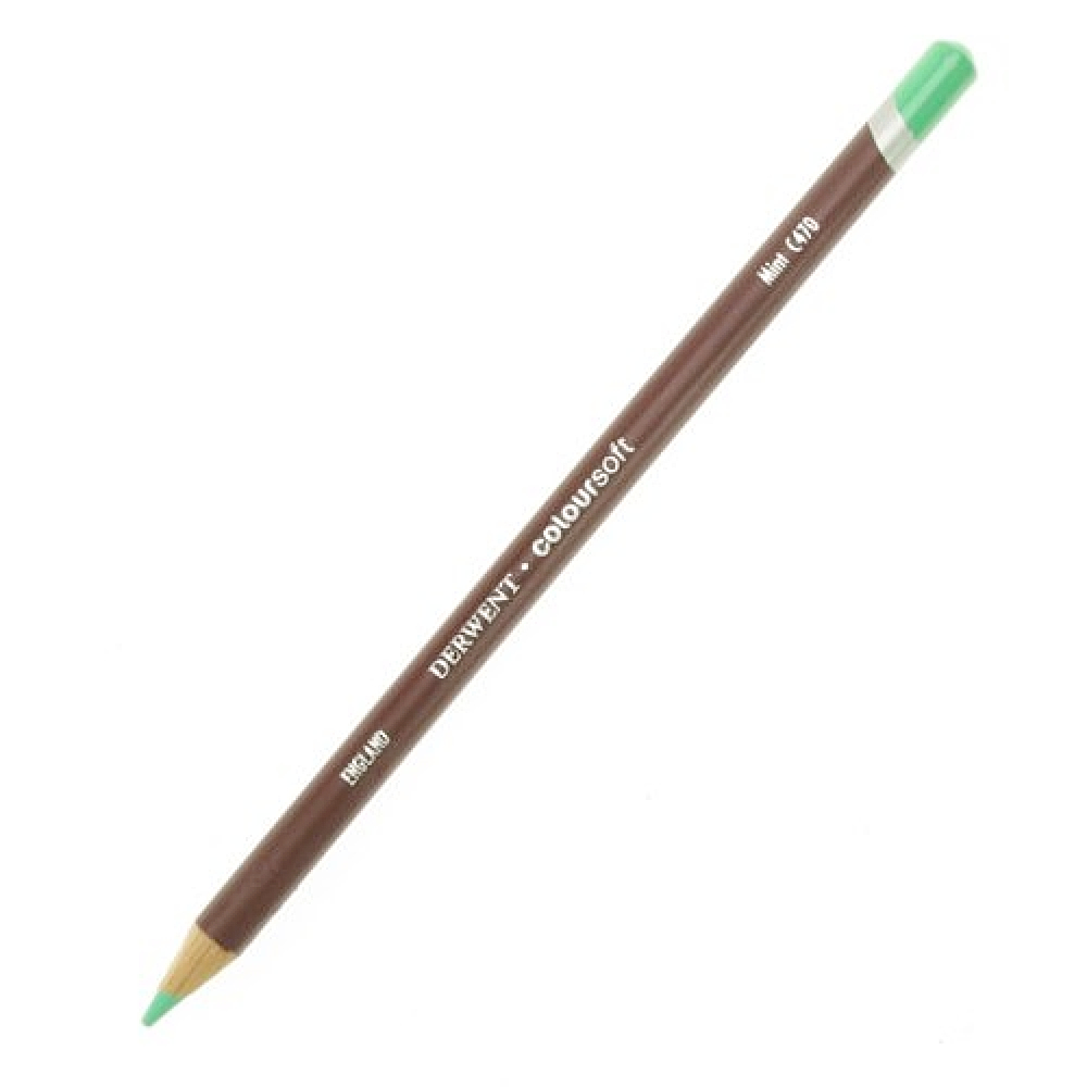 Derwent Coloursoft Pencil Mint