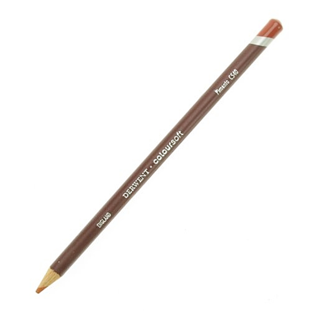 Derwent Coloursoft Pencil Pimento