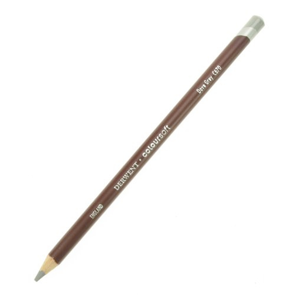 Derwent Coloursoft Pencil Dove Gray