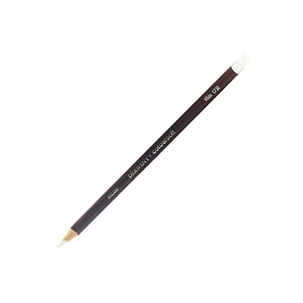 Derwent Coloursoft Pencil White