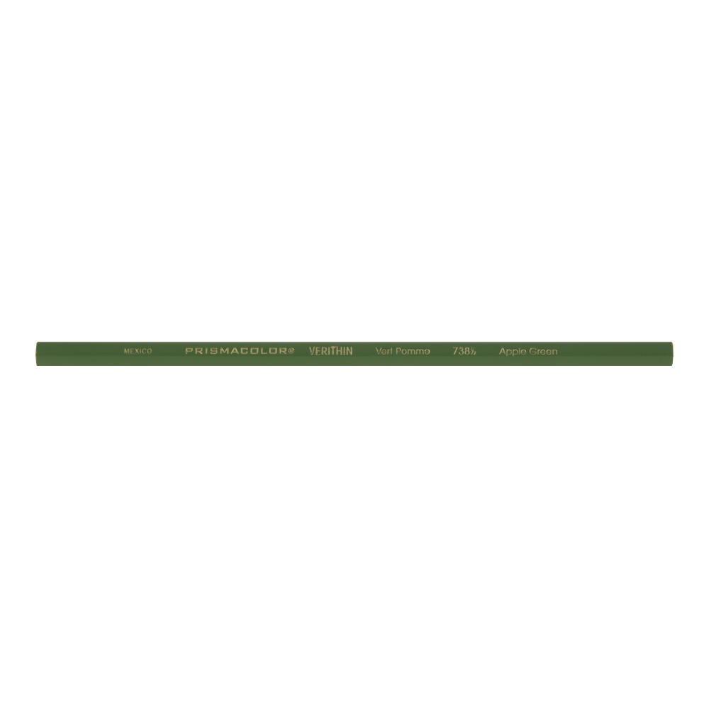 Verithin Pencil 738-1/2 Apple Green