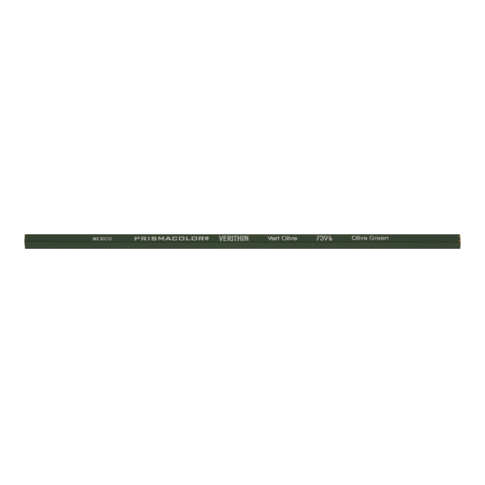 Verithin Pencil 739-1/2 Olive Green