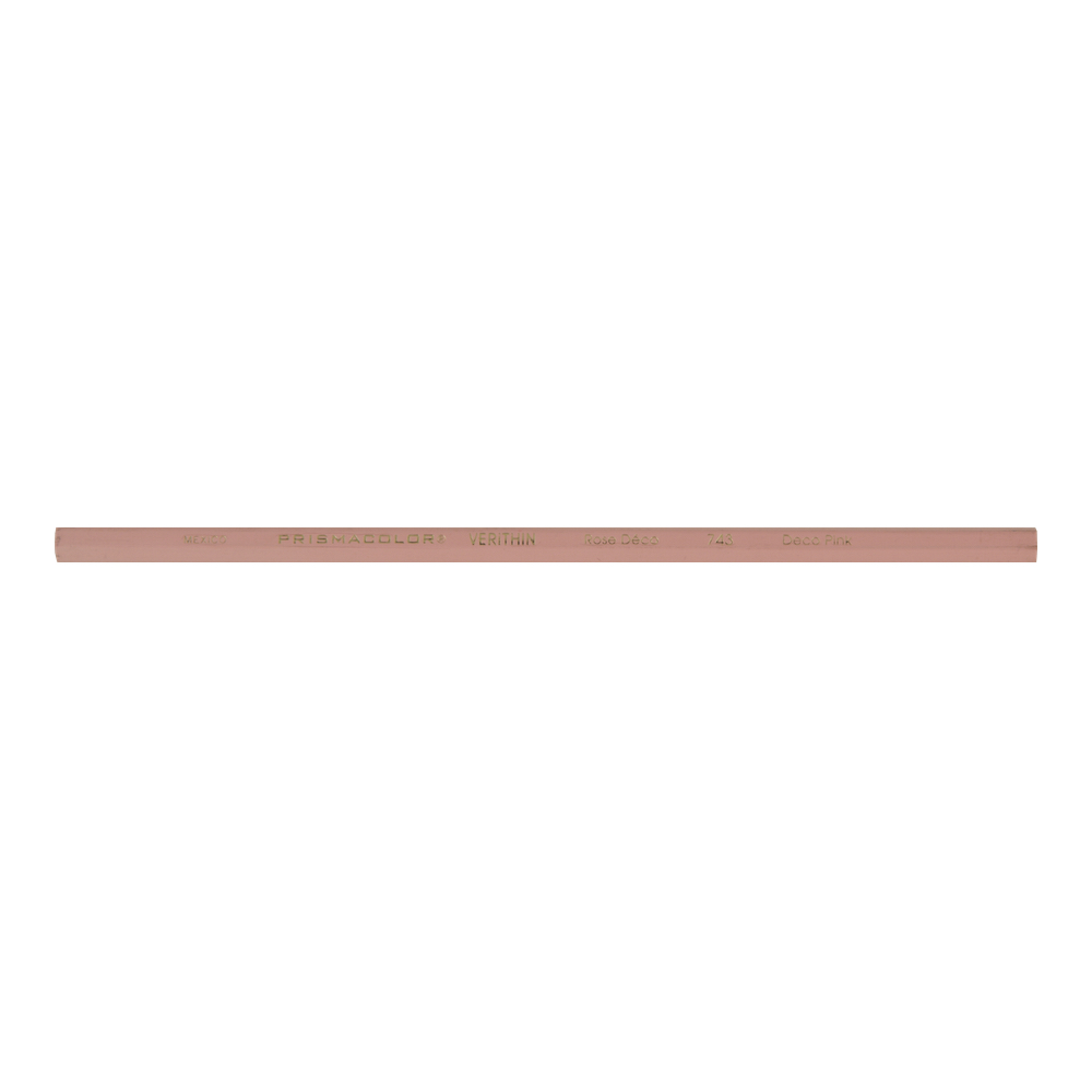 Verithin Pencil 743 Deco Pink