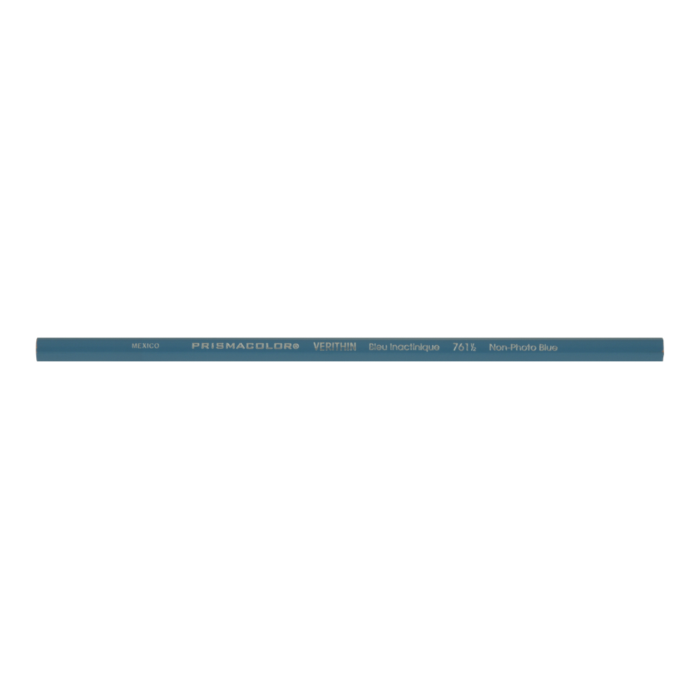 Verithin Pencil 761-1/2 Non-Photo Blue