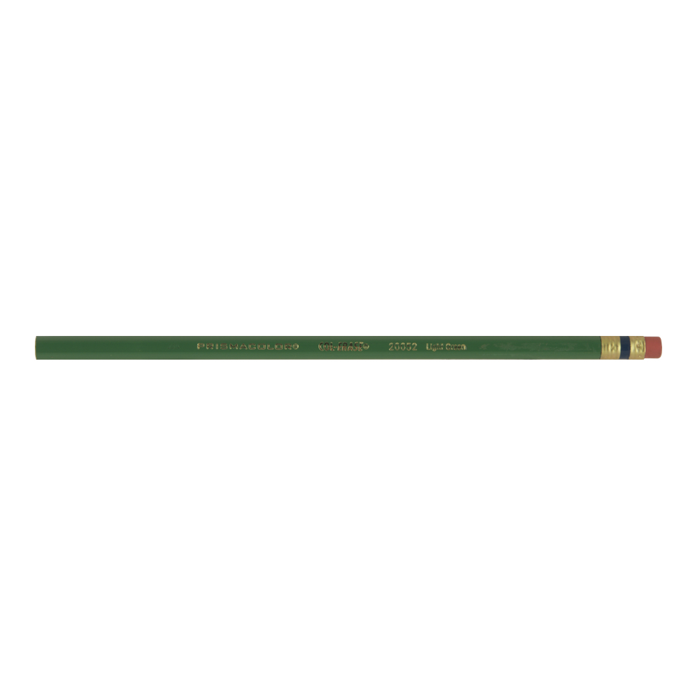 Col-Erase Erasable Pencil Light Green