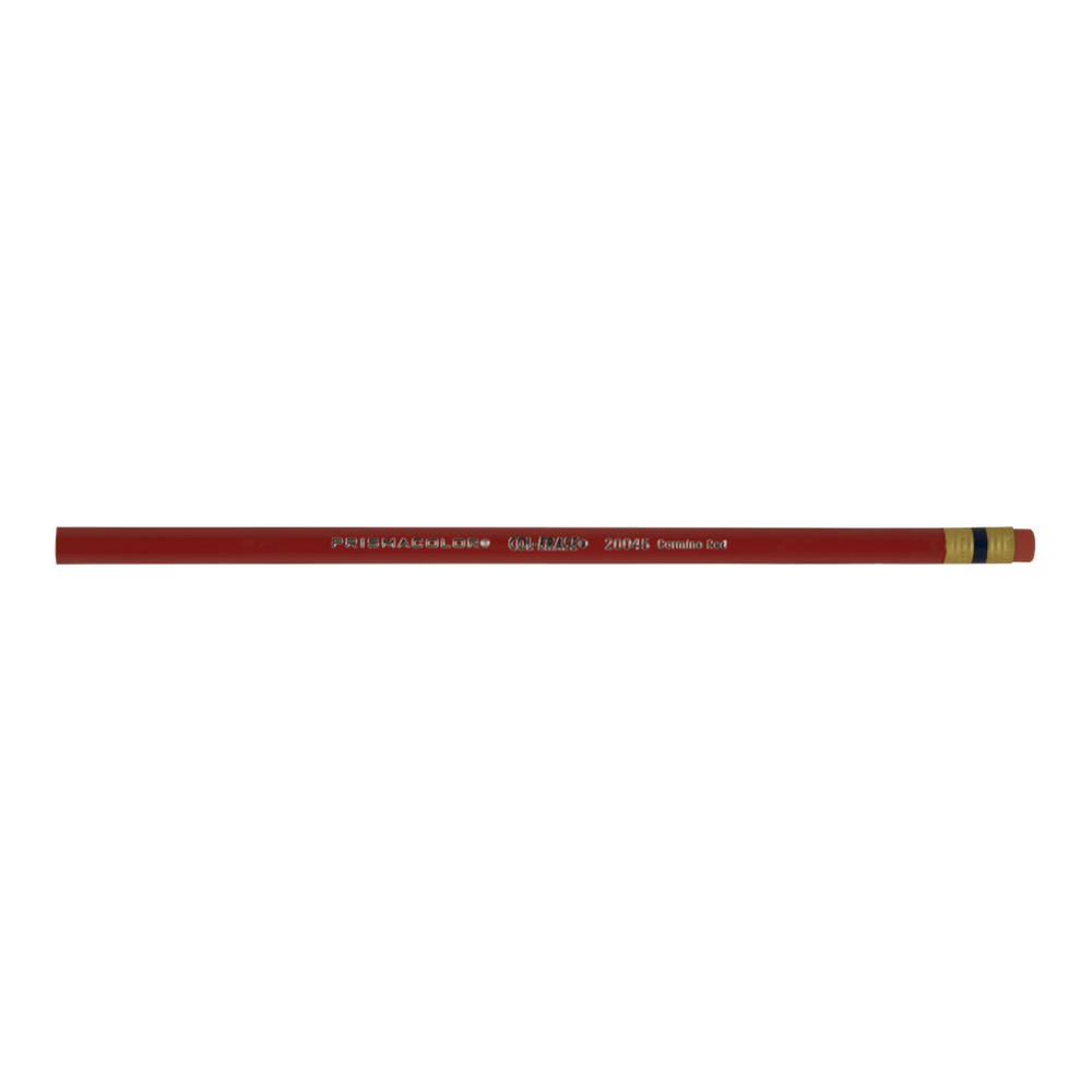 Col-Erase Erasable Pencil 1277 Carmine Red