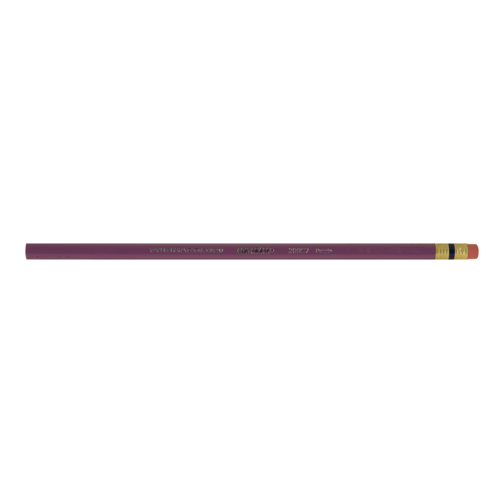 Col-Erase Erasable Pencil 1282 Purple