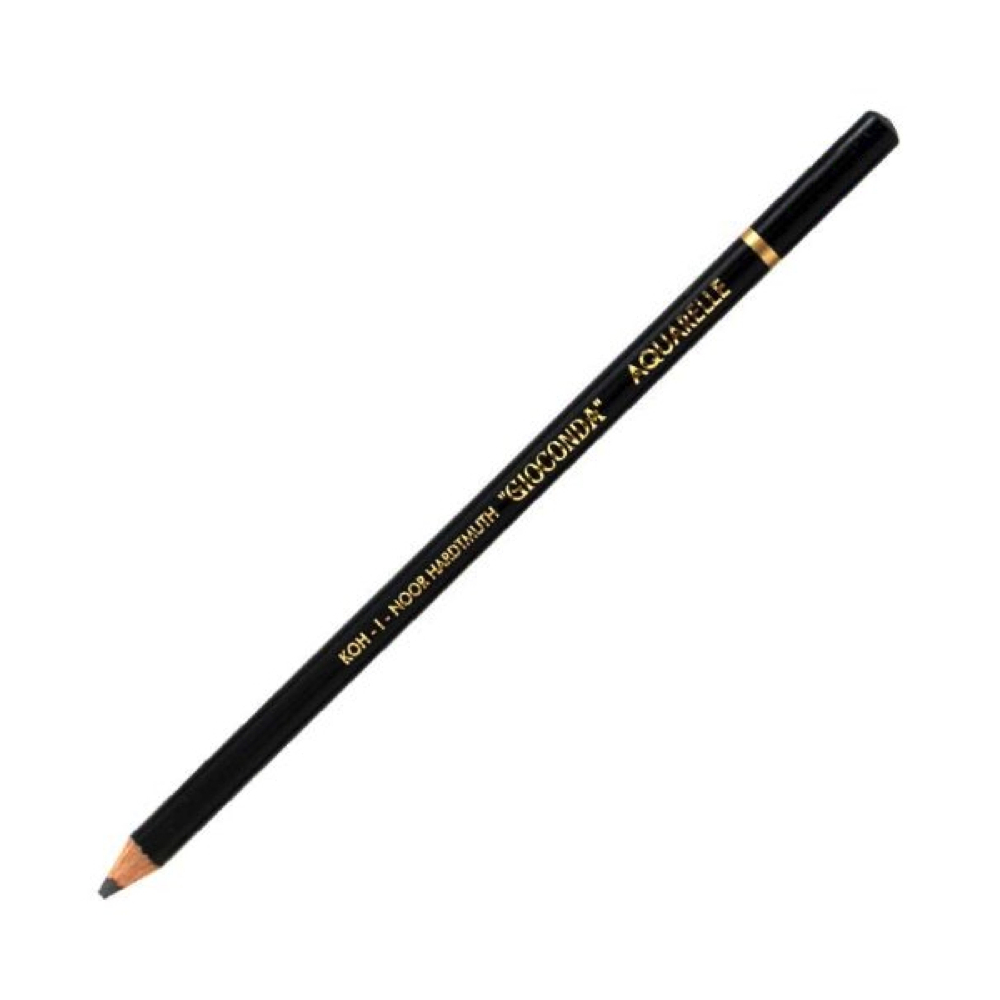 Koh-I-Noor Gioconda Water Soluble Pencil 4B