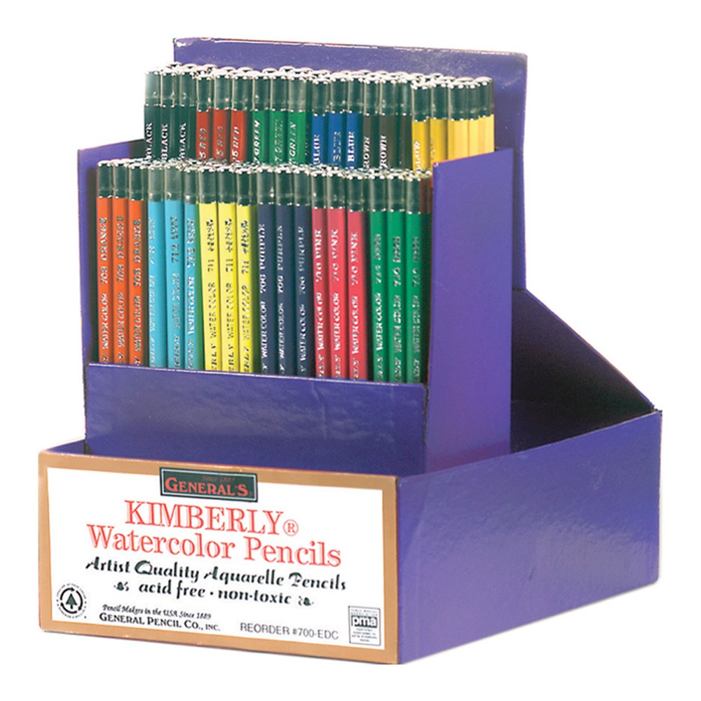 Kimberly Watercolor Pencils Class Pack