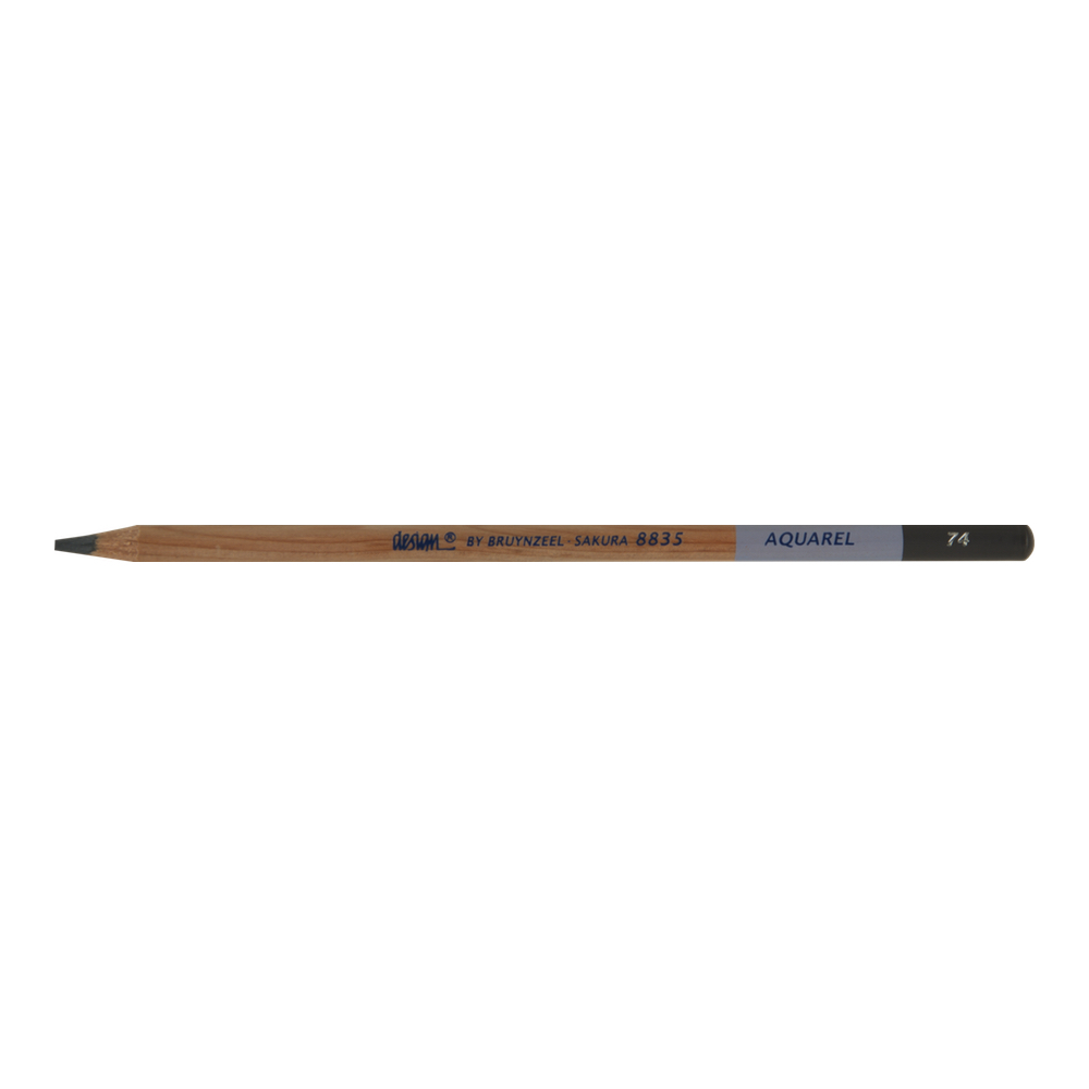 Bruynzeel Aquarelle Pencil Dark Grey #74