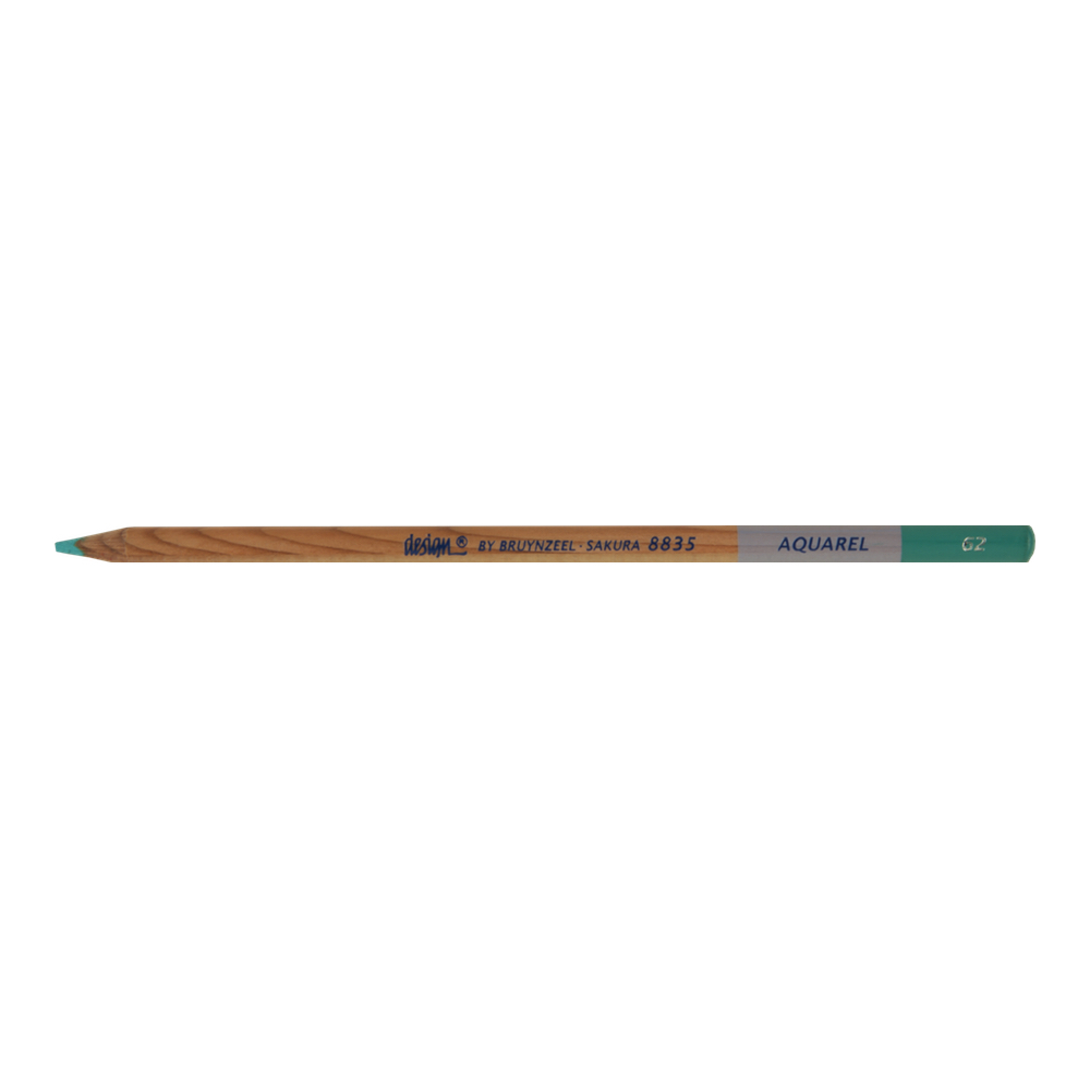 Bruynzeel Aquarelle Pencil Emerald Green #62